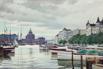 Ali Munsterhjelm (1873-1944)*