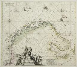 Finnmarkin ja Lapin rannikon merikortti