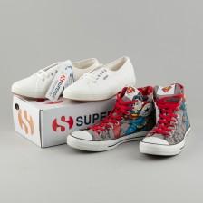 Converse ja Superga