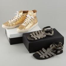 Kurt Geiger, kaksi paria kenkiä