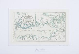Carte Du  Golphe