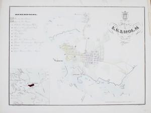 Plan Af Kexholm