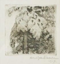 Axel Gallen-Kallela (1865-1931)