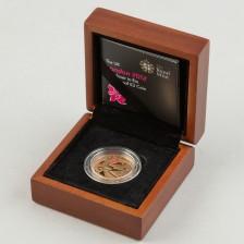 Kultaraha, Englanti 2 £ 2012