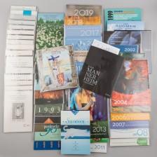 Erä postin vuosilajitelmia, 50 kpl