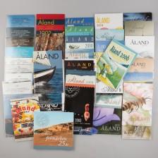 Erä postin vuosilajitelmia, 38 kpl