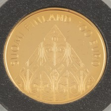 Kultaraha, Suomi, 100 mk