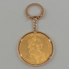 Kultaraha, Itävalta-Unkari 4 dukaatti 1915