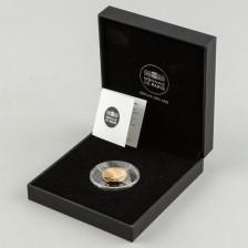 Kultaraha, Ranska 50 € 2016