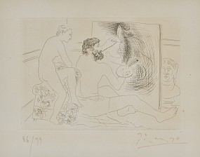 Pablo Picasso*
