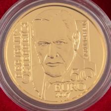 Kultaraha, Itävalta 50 € 2017