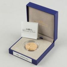 Kultaraha, Ranska 100 € 2011