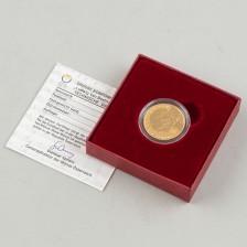Kultaraha, Itävalta 50 € 2005