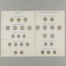 Suomalaisia hopearahoja, 1 mk ja 2 mk