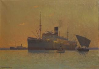 Robert Schmidt-Hamburg (1885-1963)*