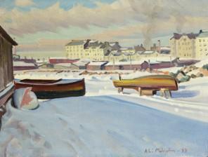 Munsterhjelm, Ali (1873-1944)