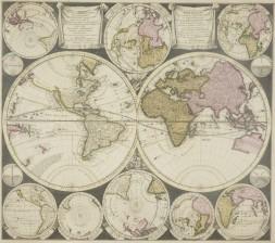 Kartta, Pieter Schenk (1645-1715)