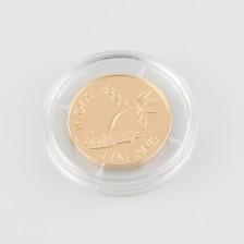 Kultaraha, 1000 mk