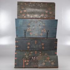 Arkun osia 1800-luku, 5 kpl