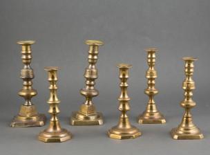 Kynttilänjalkoja, 3 paria