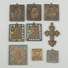 Metalli ikoneita