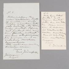 Kirjeitä, 2 kpl