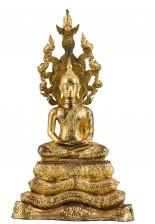 Buddha, Naga Makha