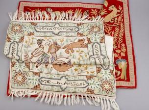 Tekstiilejä, 2 kpl