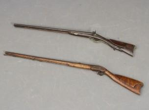 Haulikko ja kivääri