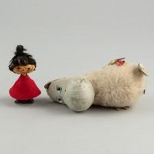 Muumi-figuriineja, 2 kpl