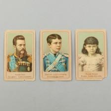 Kortteja, 3 kpl