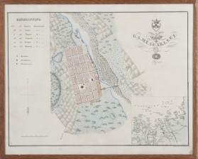 Plan af Gamlacarleby
