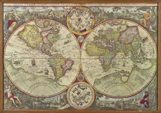 Kartta ja piirros