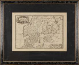 Kartta, 1600-luku