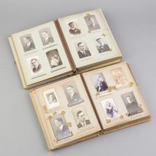 Valokuva-albumeita, 2 kpl