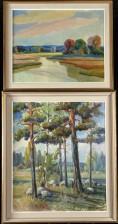M. Pitkänen ja maalaus