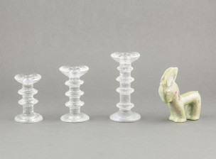 Timo Sarpaneva, 3 kpl ja figuriini