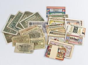 Erä seteleitä