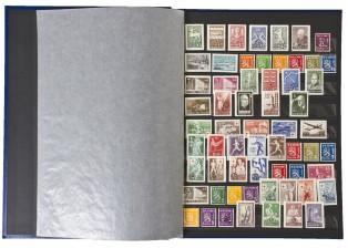 Erä postimerkkejä, n. 220 kpl