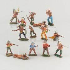 Figuriineja, 14 kpl