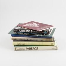 Erä kirjoja, 8 kpl