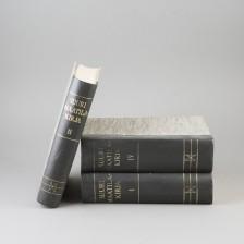 Kirjoja, 3 kpl