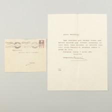 Mannerheimin kirje