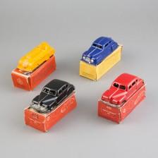 Leikkiautoja, 4 kpl