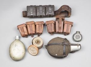 Univormutarvikkeita, 1918, 8 kpl