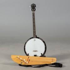 Kantele ja banjo