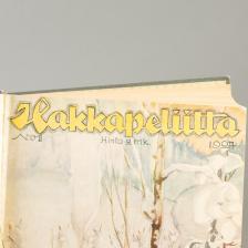 HAKKAPELIITTA-lehden vuosikertoja