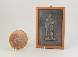Emil Wikström ja reliefi