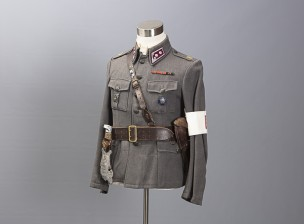 Pioneeriluutnantin asetakki m/36 (Unto Kajas)