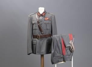 Ilmatorjunnan everstiluutnantin asetakki m/36